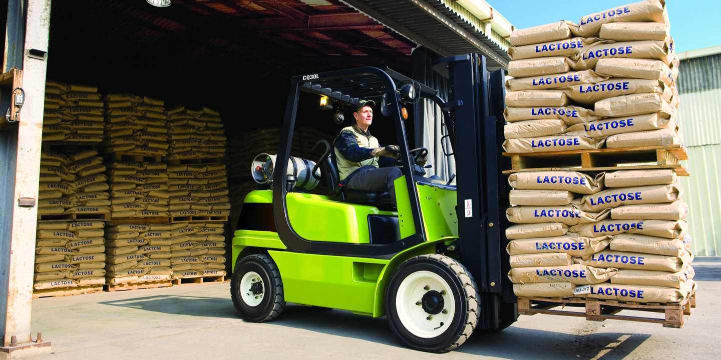 Forklift Equipment Sales