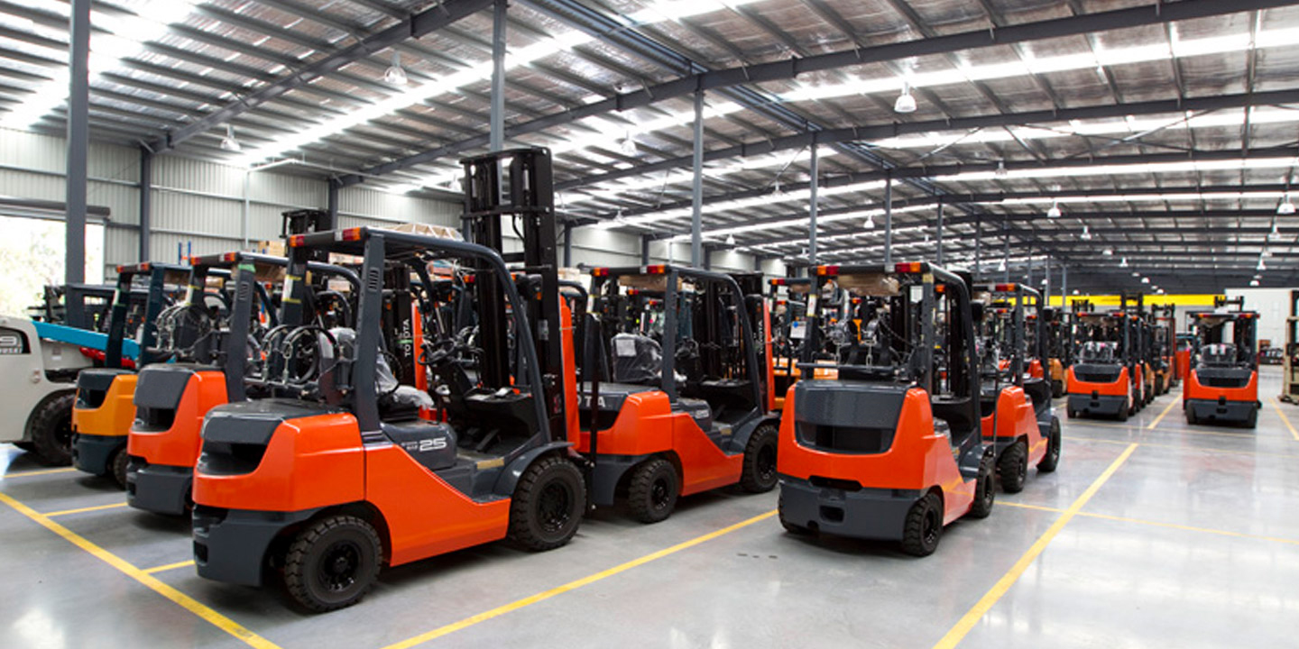 Forklift Rental Equipment